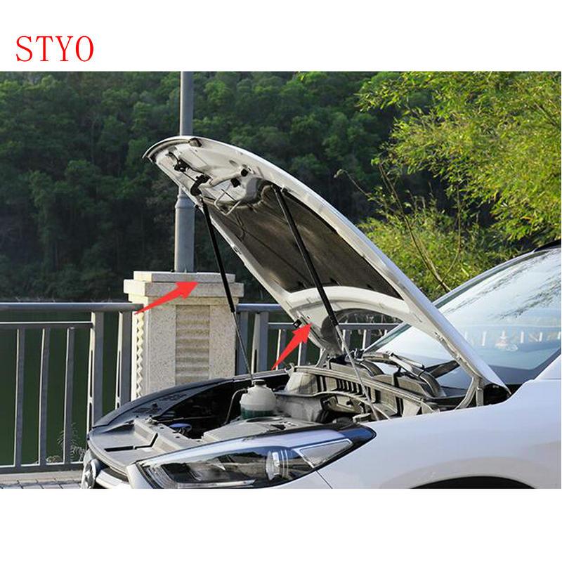 STYO pour Hyundaii TUCSON 2016 2017 2018 refit capot avant capot moteur tige hydraulique jambe de force ressort barre de choc