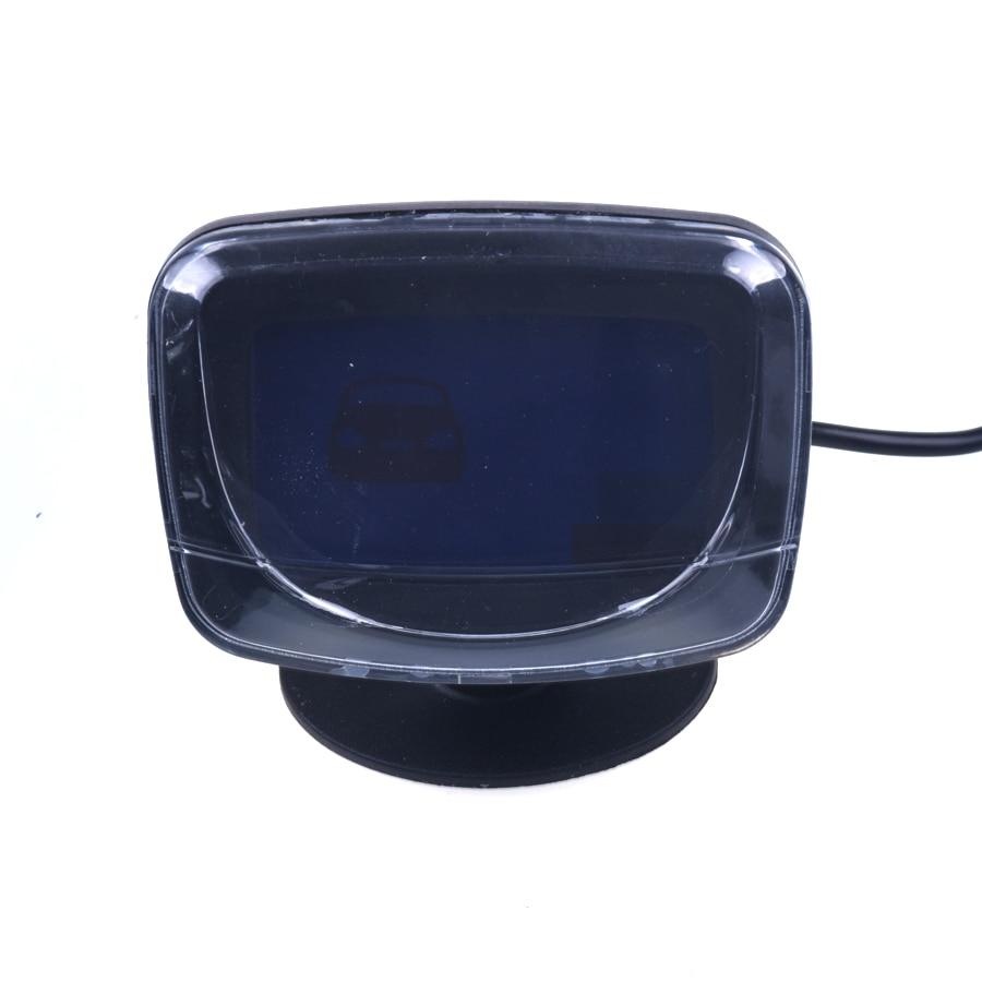 Avtomobil dayanacağı Sensoru tərs geri yedəkləmə radarı LCD - Avtomobil elektronikası - Fotoqrafiya 5