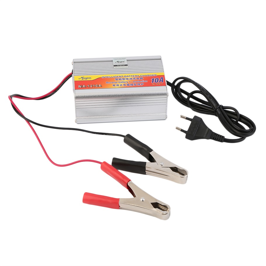 220V Input 10A 12V font b Car b font font b Battery b font Charger Motorcycle