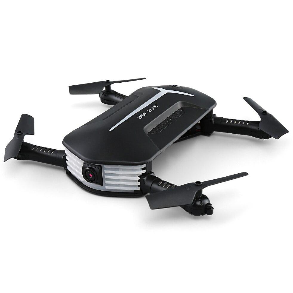 JJRC H37 Mini drone pliable avec caméra HD et capteur G télécommande voltige quadrirotor dron quad copter jouet intérieur