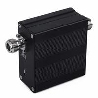 vhf uhf ניו SWR Meter עבור מכשיר הקשר SW-102 VSWR 1.00-19.9 דיגיטלי VHF / UHF 125-525MHz Power & SWR מד רדיו Comunicador (2)