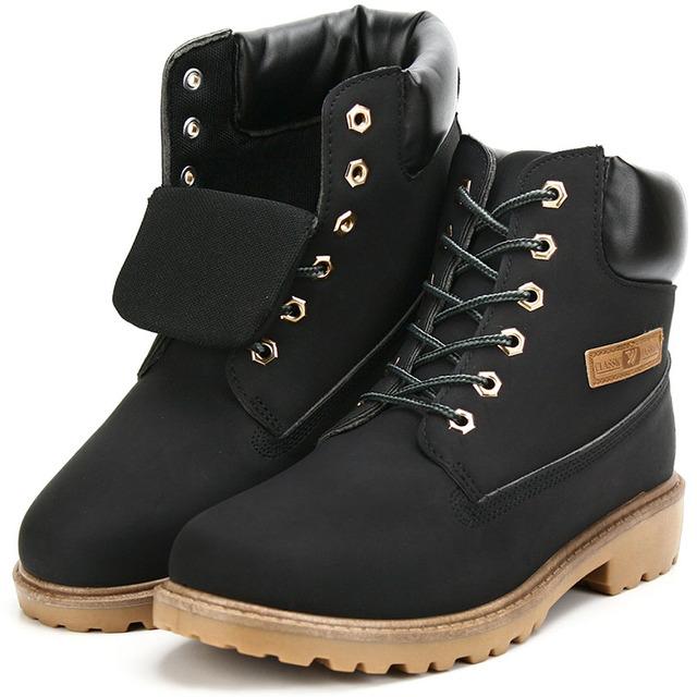 Women's Outdoor Suede Work Boots