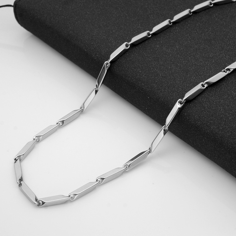 "20pcs Stainless Steel Necklace Making Cable Chain 18/"" String Jewelry Making DIY"