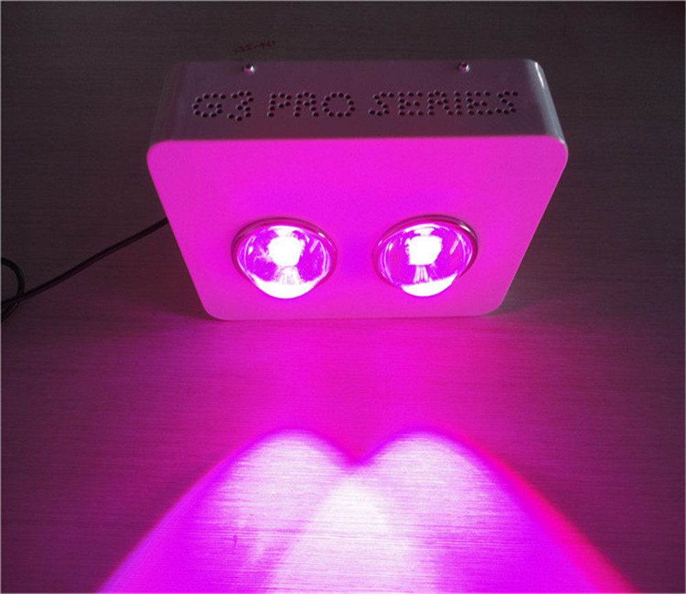 300w LED Grow Light with Veg/Bloom Spectrum for Hydroponic Indoor Greenhouse/Garden Plant Growing
