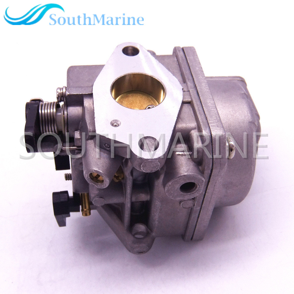 3303-8M0053668 Boat Engine Carburetor Carb Assy For Mercury Mercruiser Quicksilver 4-stroke 6HP Outboard Motor