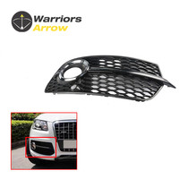 8R0807682N For Audi Q5 2013 2014 2015 2016 S Line Black Right Front Lower Bumper Grill Grille Fog Light Cover