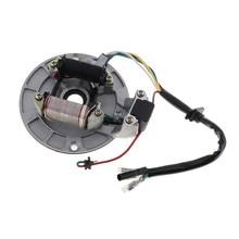 Горячие Pit Байк частей Магнето катушки статора плиты Пикап для 90cc 110cc 125cc внедорожники высокое качество