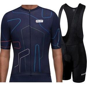 Image 3 - Runchita pro team версия 2020, велосипедные Джерси с коротким рукавом, наборы для триатлона, mtb Джерси, bicicleta camisa ciclismo maillot ciclismo