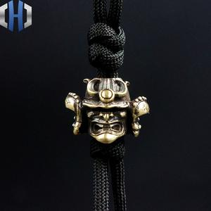 BAIDAFELY Japanese Helmet Knife Handmade DIY Pendant Beads