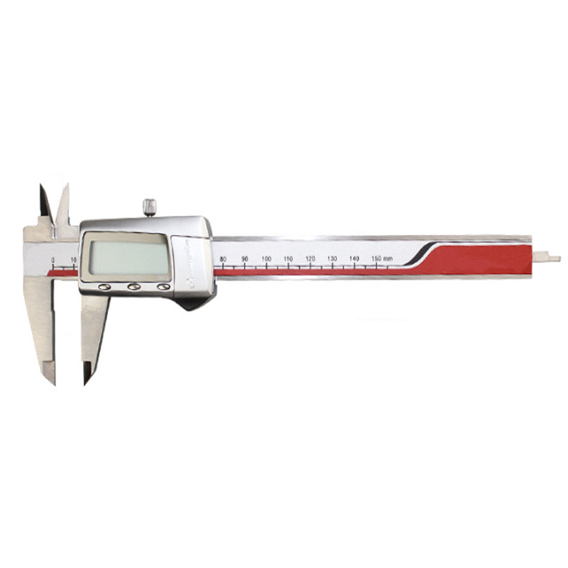 High Precision Digital 0-150mm 0.01mm Electric Vernier Caliper Stainless Steel Metal Micrometer Gauge Measuring Calipers vernier caliper 150mm high precision fine analysis wear