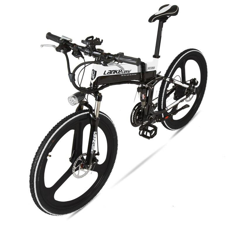"HTB1V2uchDAKL1JjSZFCq6xFspXaI - XT750D 27 Velocity 500W Tremendous Energy Excessive High quality 26"" Foldable Electrical Bicycle, 36V/48V Hidden Lithium Battery Mountain Bike MTB"