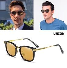 JackJad 2018 Fashion Arrival The Union Sunglasses Men Women Brand Design Square Frame Style Sun Glasses Oculos De Sol Lunettes