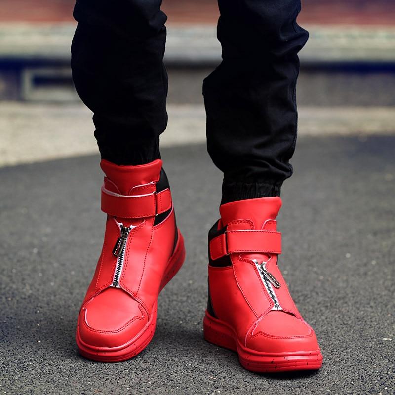 mens designer high top sneakers