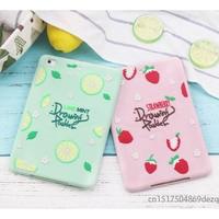 For Ipad Pro 10 5 Fresh 3D Strawberry Case For Ipad Mini 1 2 3 Mini