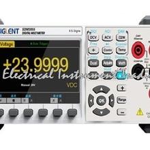 Быстрое прибытие SIGLENT SDM3055/SDM3055A двойной дисплей цифровой мультиметры 4,3 дюймовый TFT-LCD экран
