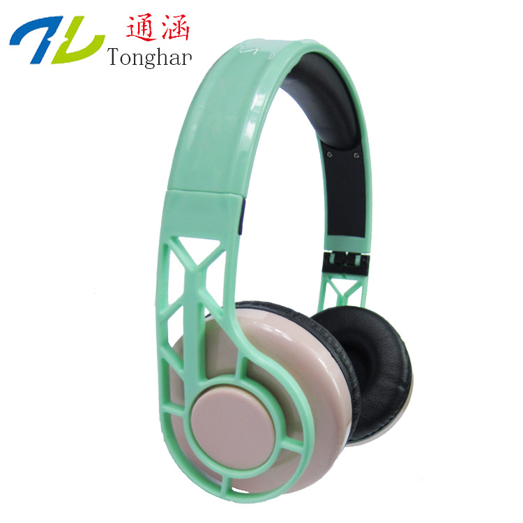 WD05 3.5mm Earphones Headsets Stereo Earbuds For mobile phone MP3 MP4 For PC