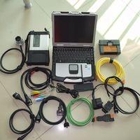 2019,05 в для BMW ICOM A2 b c с ноутбуком cf30 программное обеспечение hdd 2в1 для mb star c5 sd Подключение компактный 5 диагностический инструмент готов к испо