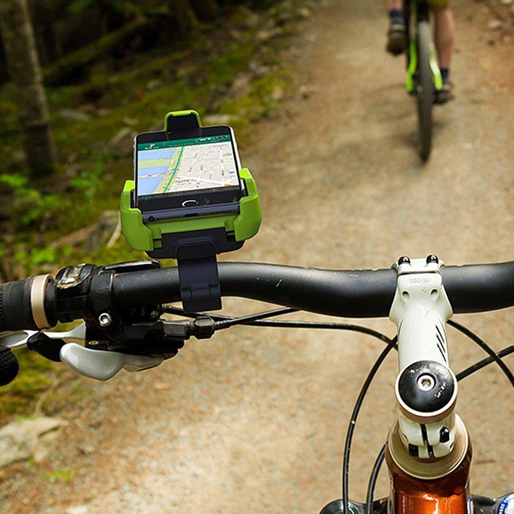 Ny cykelcykel telefonhållare för iPhone Samsung mobiltelefon GPS - Reservdelar och tillbehör för mobiltelefoner - Foto 3