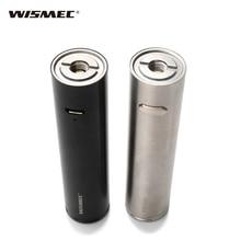 Wismec висино сменный аккумулятор 18650 аккумулятор wismec электронные сигареты батареи VAPE ручки поле mod