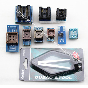 Image 2 - Nowy oryginalny XGecu TL866ii Plus usb programista isp NAND TSOP48 gniazdo adaptera minipro TL866CS TL866A TL866 uniwersalny programator