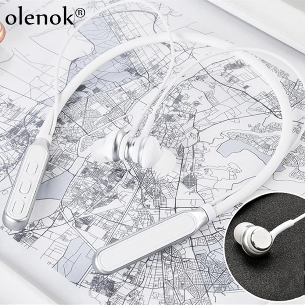 Sports Wireless Earphone Best Bluetooth Headset with Noise Cancel