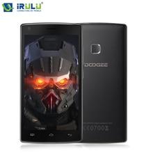 Irulu doogee x5 max 3g telefon 5,0 zoll mtk6580 quad core android 6.0 hd screen doppelsim fingerprint id 4000 mah