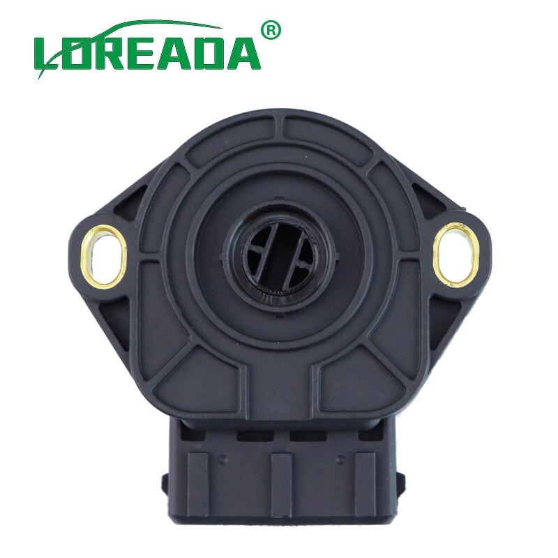 Otomobiller ve Motosikletler'ten Gaz Kelebeği Konum Sensörü'de LOREADA OEM # CTS 4089  7700431918  8200139460 Gaz Kelebeği Konum Sensörü Gaz Pedalı Sensörü Renault Kangoo Twingo  Doğal title=