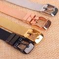 Stainless Steel Bracelet  Women  Men Jewelry Bracelet  Yellow  Plated Mens Bracelets Fashion Watch Band Bracelets BanglesD0232