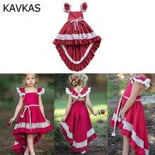 Baby Girls Summer Dress 2019 Backless Princess Dress Childre