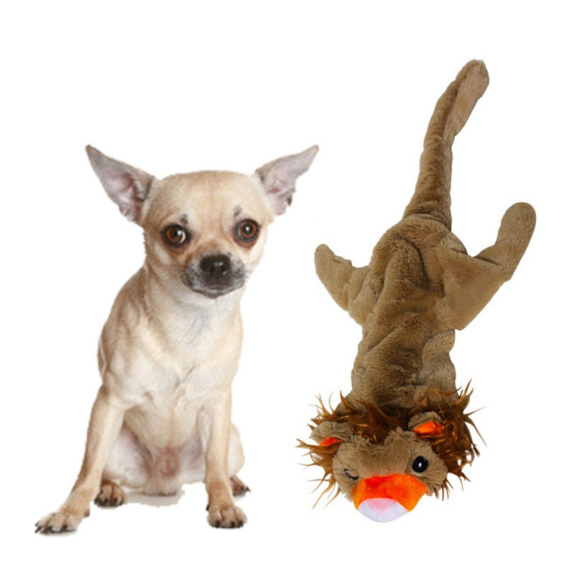 Pet Toys Puppy Chew Squeaker Squeaky Plush Sound Toys Plush Animal Chitter Chew Attract Dog Cat Pet Toy Scream products