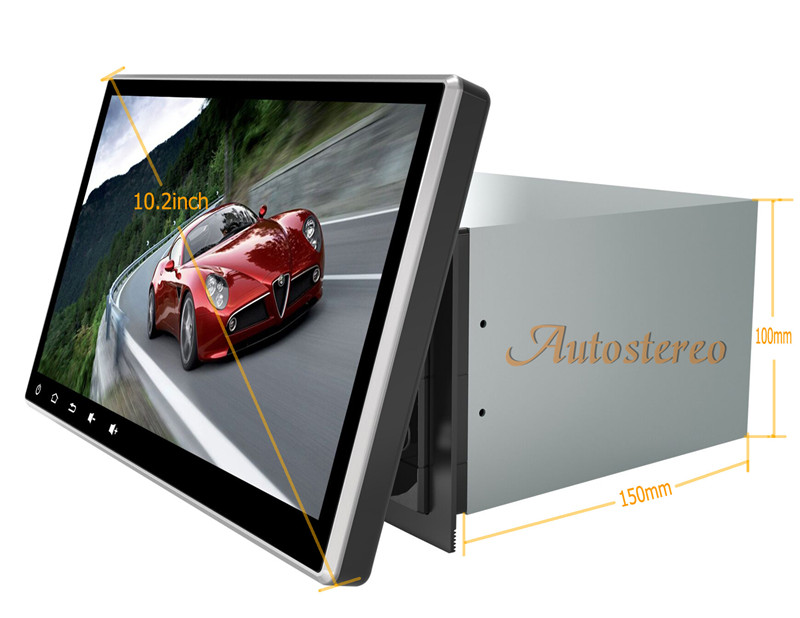 10 2 inch 8 core Android 7 1 Android 6 0 Android 5 1 Car DVD