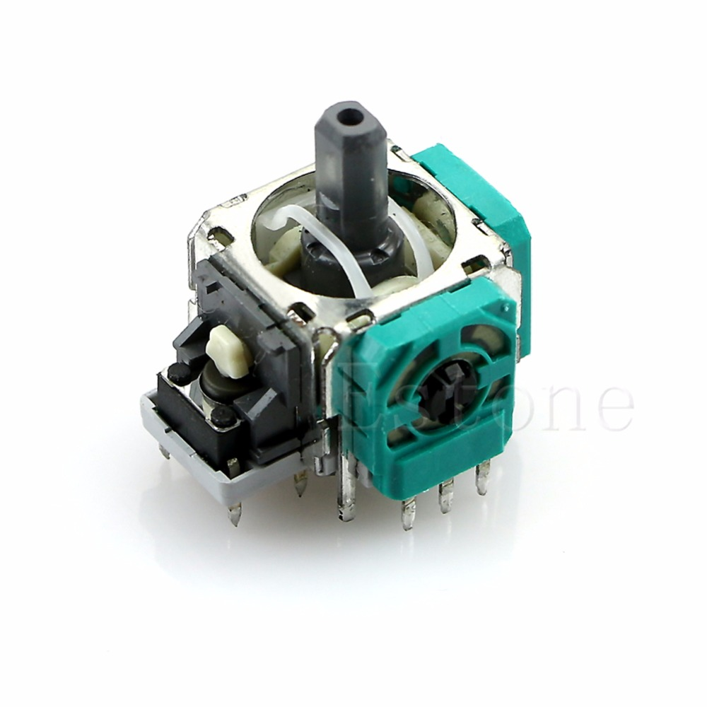 цена на 3D Controller Joystick Axis Analog Sensor Module Replacement For Xbox One - L060 New hot