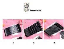 Hot Sale 10Pcs/Set Women Girls Bobby Hair Pins Invisible Curly Wavy Grips Salon Bar rette Hair tool set two tone bobby pin set 10pcs