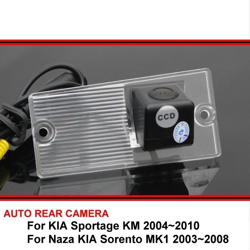 For KIA Naza Sorento / Sportage 2003 ~ 2012 Reversing Camera Car Back Up Camera Rear View Camera HD CCD Night Vision