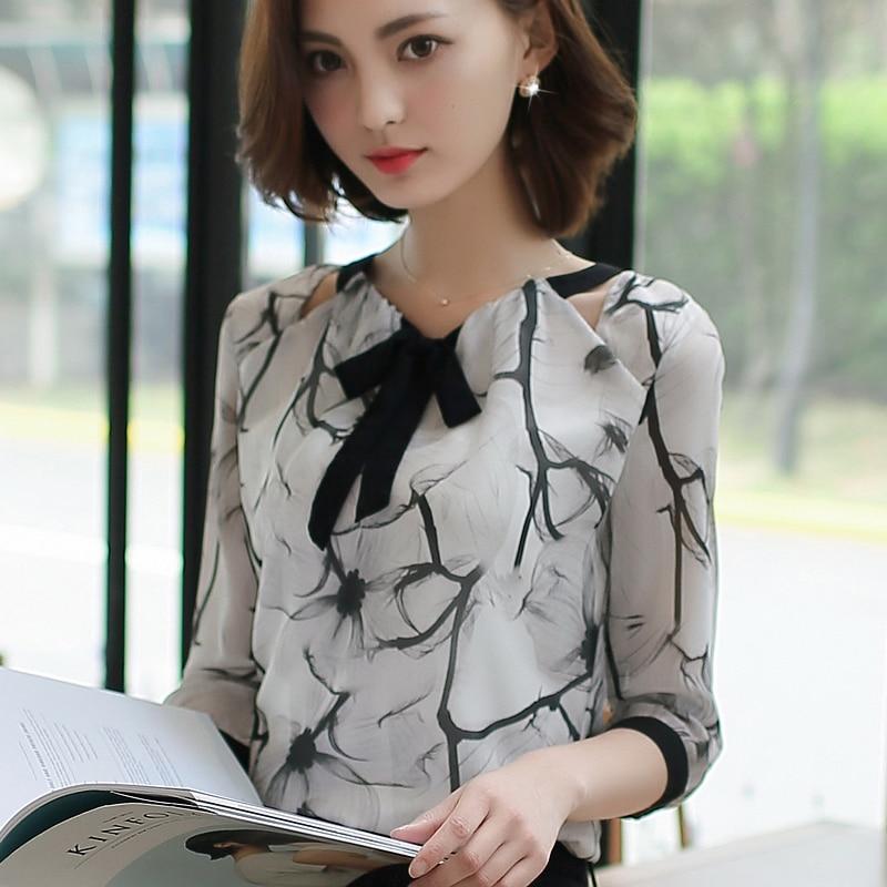 Missoov Luxury Brands Designer Spring Summer Autumn Style Chiffon Blouse Fashion Ladies Shirts Women Tops Camisetas Mujer Chiffon Blouse Blouse Brandblouse Fashion Aliexpress