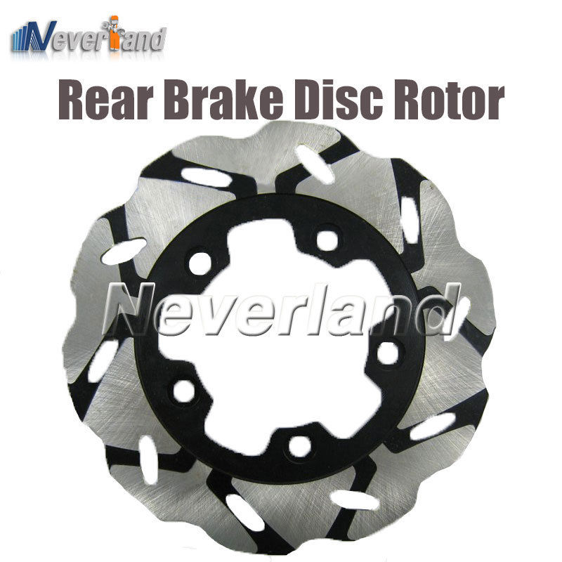 ФОТО New Motorcycle Rear Brake Disc Rotor for Suzuki GSXR 600/750 K2 K4 K6 K8/GSXR 1000 K1 K3 K5 K7 Free shipping D20