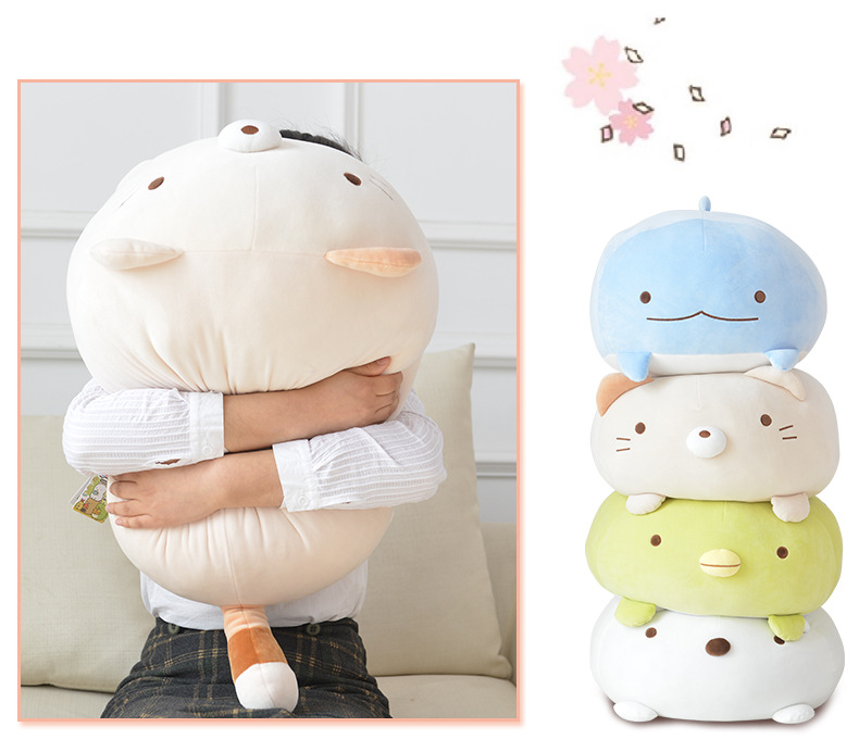 Cute Animal Plush Squishy Toy Antistress Squeeze Mochi Rising Toys Abreact Soft Sticky Squishi Stress Relief Toys Funny Gift