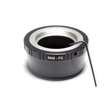 M42-FX high precision adapter ring for m42 lens thinkforwards x-pro1 dustc fuji camera Lens Ring