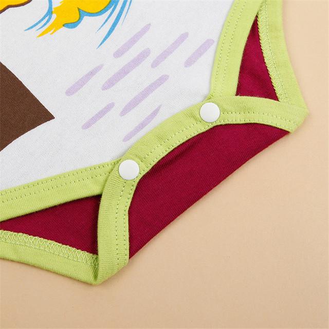 Anpanman Baby Bodysuit