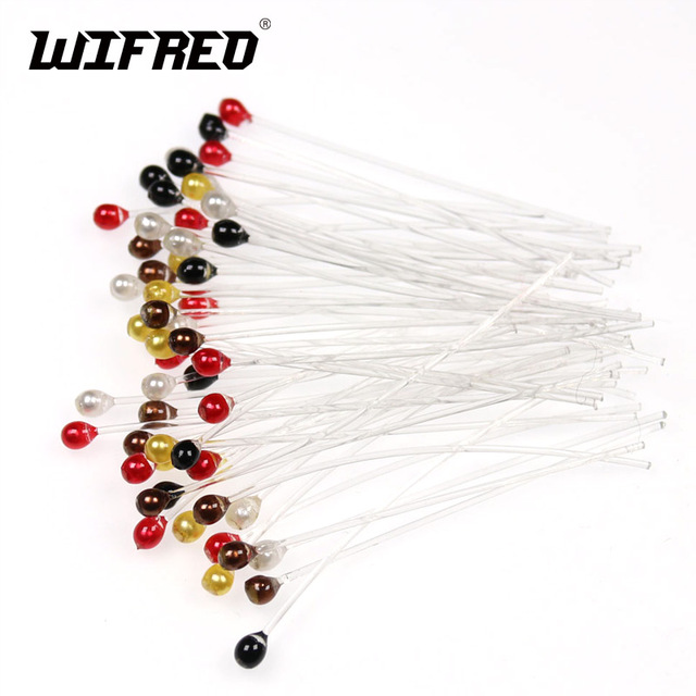 20PCS 3mm Crab Shrimp Eyes for Fly Tying Black Red Color for Saltwater & Pike Flies Fishing rompin 20pcs fly tying riging tube pvc lumo tubblings fishing material luminous tube for sea fishing tackle diy 2mm 3mm 12cm