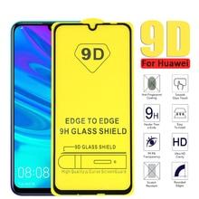 20 PCS 9D Curved Edge Protective Tempered Glass For Huawei Nova 3 3e 3i Mate P20 Pro Lite Film