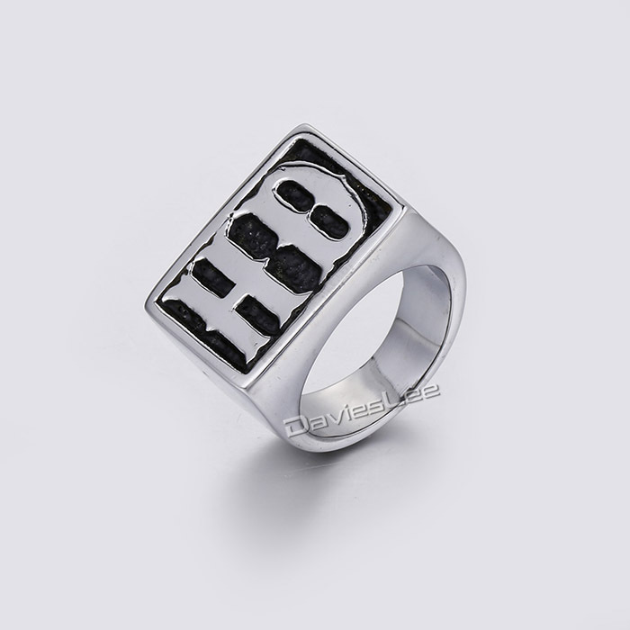 get cheap mens initial rings aliexpress
