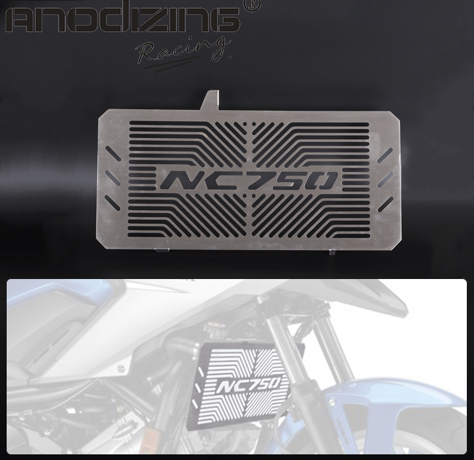 Motorcycle Radiator Guard For HONDA NC750  NC 750 S NC750X 2014 2015 2016  Accessories