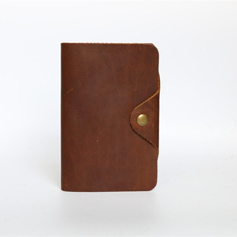 Mens wallets, leather purses, long-term wholesale crazy horse cattle 002