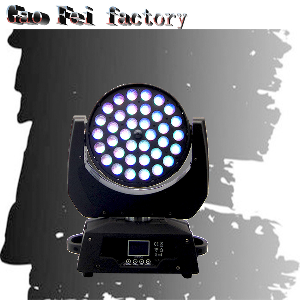 (1pcs/lotled zoom wash moving head light 36x12w Dmx512, strobe, sound active, auto run, master for spot light led effect(1pcs/lotled zoom wash moving head light 36x12w Dmx512, strobe, sound active, auto run, master for spot light led effect