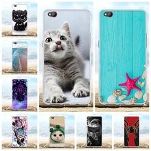 For ZTE nubia M2 lite Case Ultra Slim Soft TPU Silicone Nubia Cover Cat Patterned Lite Shell