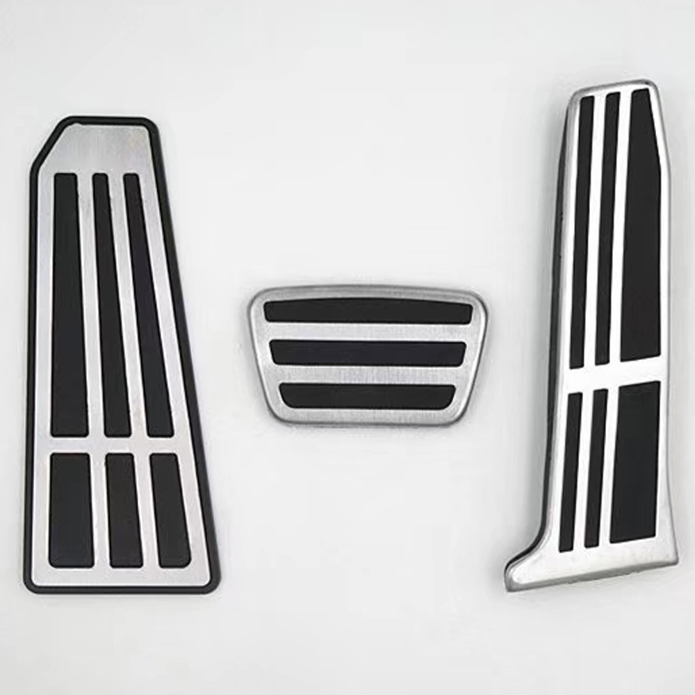 Freio Da Embreagem do carro Descanso Do Pé Do Pedal Do Acelerador Pedais Covers Para Toyota Camry Novo 2018 2019 Avalon RAV4 2019 Para Lexus ES GS