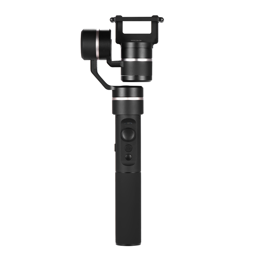 Prix pour Dhl livraison feiyu fy g5 3-axis camera action stabilisateur de poche cardan pour gopro hero 5 et d'autres caméras d'action éclaboussures