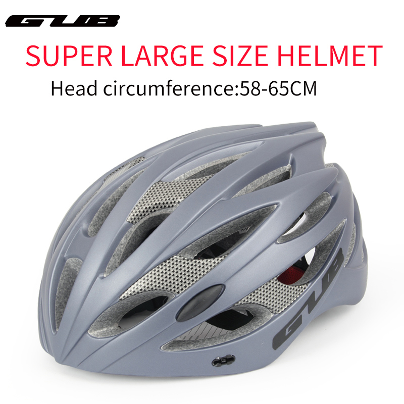 Big head circumference road bike evade kask cycling helmet ultralight for men protective safety mountain bicycle hemet  gub DD