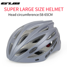 Big head circumference road bike evade kask cycling helmet ultralight for men protective safety mountain bicycle